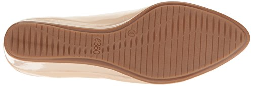 Easy Spirit Womens Esavery Wedge Pump Luce Naturale Pa