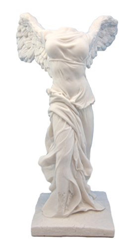 Ebros Large Winged Victory of Samothrace Statue 10.5