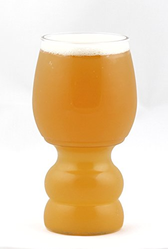 B Cups® IPA Glass - 17oz Outdoor Craft Beer Cups, 4-Piece BPA & BPS Free by Fermented Reality