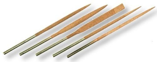 Perma-Grit Set of five 18cm Needle Files