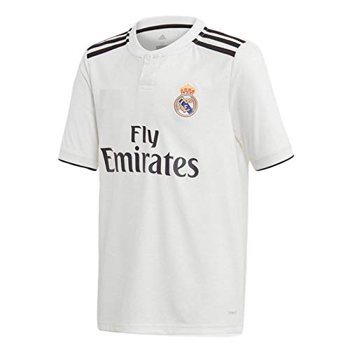 (Fanatics Kitbag Real Madrid Men's Soccer Jersey Home Short Sleeve Adult Sizes (2XL, Home Short Sleeve))