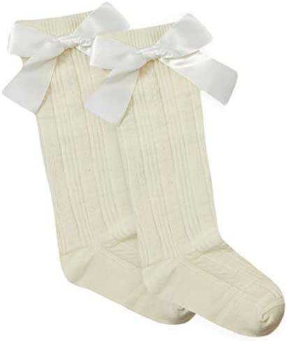 6 Pairs Baby Girls White Cotton rich lace top Socks 0-0 UK 0-6 Months