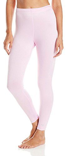 Duofold by Champion Women's Varitherm Base-Layer Thermal Pants_Ice Cake_S