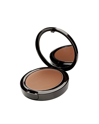 IMAN Second To None Cream To Powder Foundation, Dark Skin, Earth 6