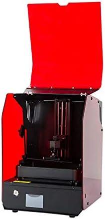 Pantalla LCD Estereolitografía Impresora 3D 0,075mm Resina ...