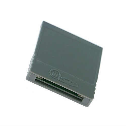 SD Memory Card Stick Card Reader Converter Adapter for Nintendo Wii NGC Gamecube Console (Wii Console Memory Card)