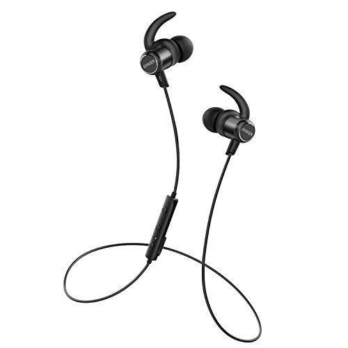 Anker SoundBuds Slim+ Wireless Bluetooth 4.1 Kopfhörer Earbuds