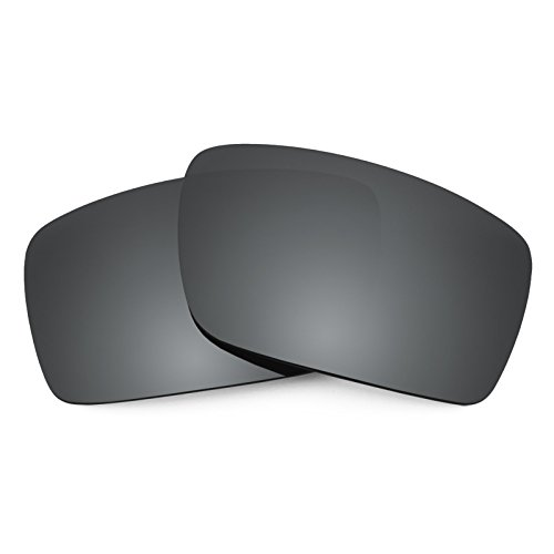 Para Opciones — Revant De Snark Polarizados Von Lentes Repuesto Mirrorshield Múltiples Zipper Negro Chrome xRttwn80r