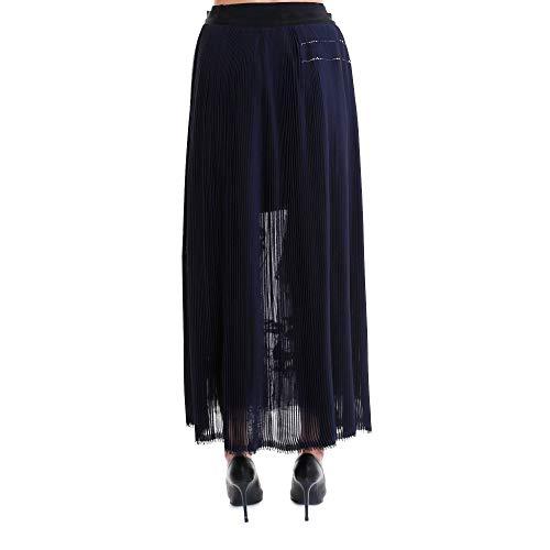 Falda Azul Mujer Poliamida Aviu Cep573m wHzqzB