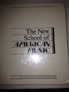 Continuing Chord Piano (Four Cassettes & Workbook) (New School of American Music Workshop) ()