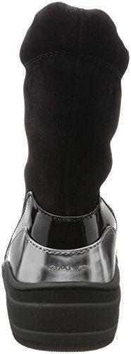Gant Malou, Bottines Femme Noir (Black G00)