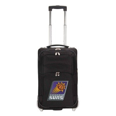 nba-phoenix-suns-denco-21-inch-carry-on-luggage-black