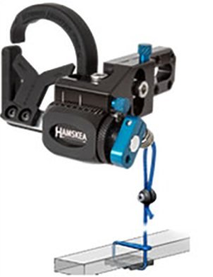 Hamskea Archery Hybrid Hunter Pro Micro-Tune Rest; Right Handed