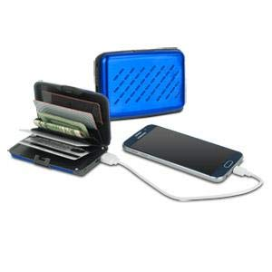 Price comparison product image Pocket Jump Wallet and Power Bank