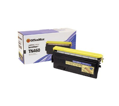 Officemax Brother Ink - OfficeMax Remanufactured Blk Toner Cartridge Replacement For Brother TN460