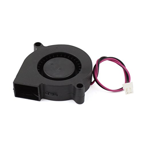 Uxcell Brushless Sleeve Bearing Cooling Blower