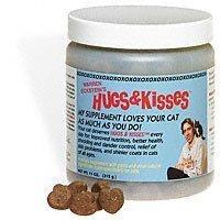 HUGS & KISSES Warren Eckstein's Vitamin Mineral Supplement Treat for Cats