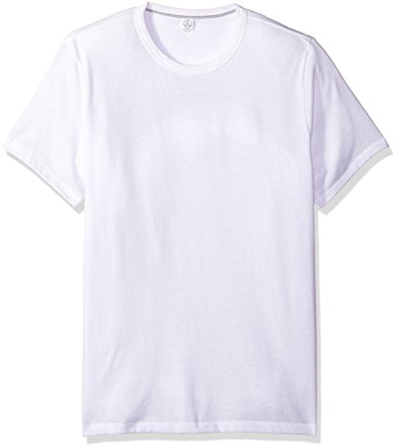 Alternative Mens Vintage 50 50 Jersey The Keeper Tee  White  L