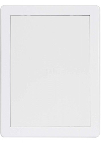 150x200mm Panel de acceso blanco de alta calidad de plá stico AEA Access Panels UK 8590229000483