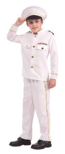 Forum Novelties Navy Admiral Costume, (Aircraft Carrier Halloween Costume)