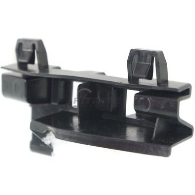 Ford Explorer Bumper Bracket - New Front Right Side Bumper Bracket For 2006-2010 Ford Explorer, 2007-2010 Explorer Sport Trac Side Reinforcement, Plastic FO1067170 6L2Z17E814AA