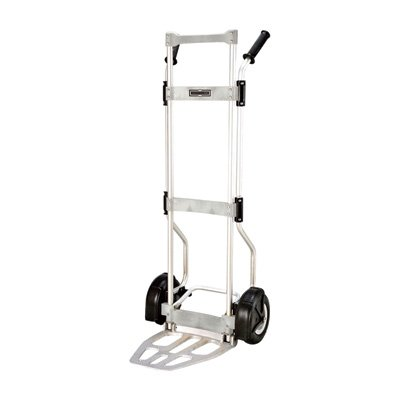 Roughneck Folding Aluminum Hand Truck - 600-Lb. Capacity by Roughneck