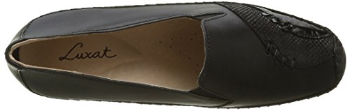 Noir 8 Black Loafers Luxat WoMen Durissa Black 1xqFgHpw