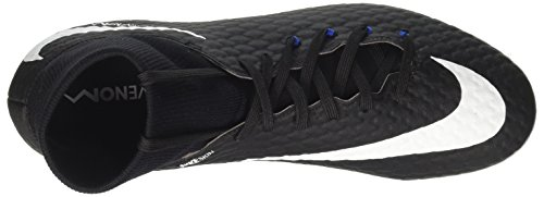 Hypervenom Phelon game black white Nike Chaussures pro 3 Royal Ag Homme De Football Noir Df xg4dTwp