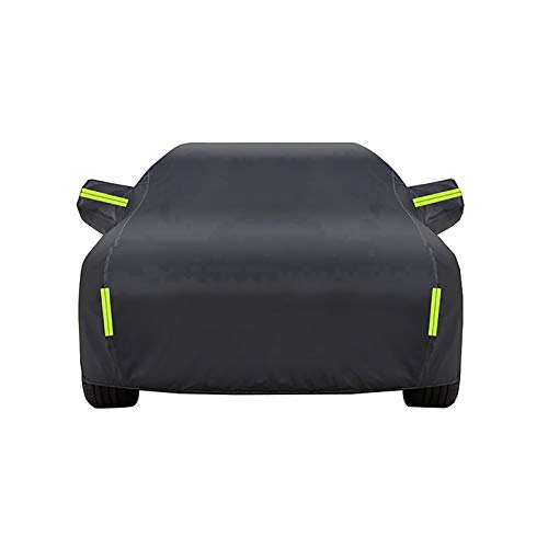 Auto Hoezen Compatibel met Car Cover Audi TT | TTS, for All Weather Waterdicht Coupe, Quality polyestertaf 4-laags…