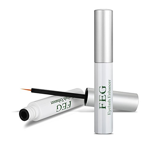 Eyelash Growth Serum, Eye Lash Eyebrow Growth Enhancer Serum for Long Luscious Natural Lashes and Brows Boost