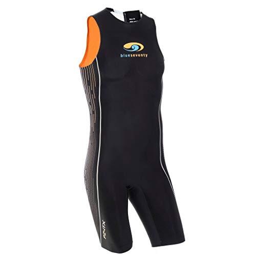 (blueseventy PZ4TX Triathlon Swimskin - Ironman and FINA Approved - (Men's) (L))