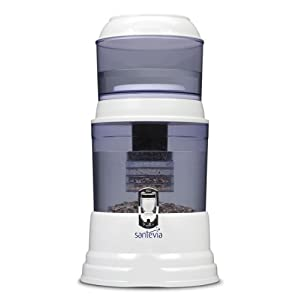 Santevia Water Filtration System - Counter Top Model, 1 Unit