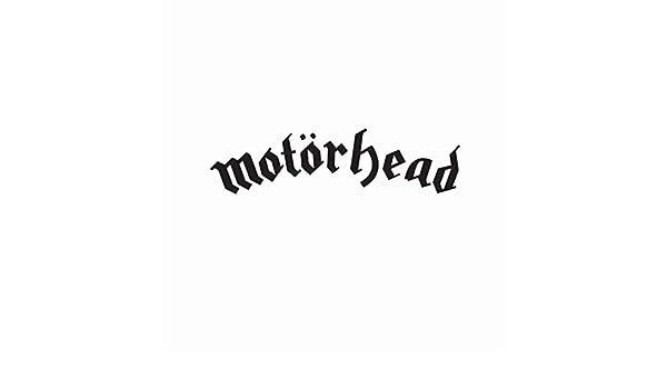 Motorhead Music Band Vinyl Die Cut Car Decal Sticker-FREE SHIPPING