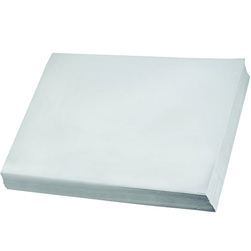 Ship Now Supply SNNP2433 Newsprint Sheets, 24'' x 30'', 24'' width, 30'' Length, White (Pack of 1000) by Ship Now Supply