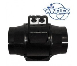 Rohrlüfter TT 150 U 150mm WinFlex Thermostat + Potenzregler (550 m³/h)