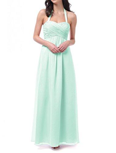 KA Beauty - Vestido - para niña verde menta