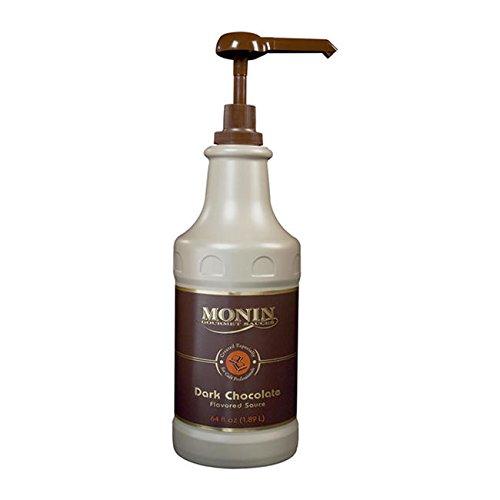Monin Dark Chocolate Sauce by Monin