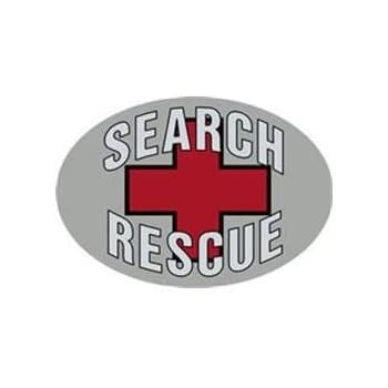 Amazon.com: Knockout 710H 'Search and Rescue Symbol' Hitch