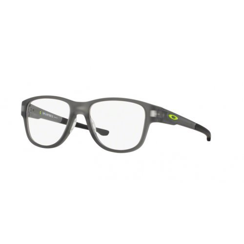Oakley - SPLINTER 2.0 OX 8094, Geometric, propionate, men, SATIN GREY SMOKE(8094-05), ()