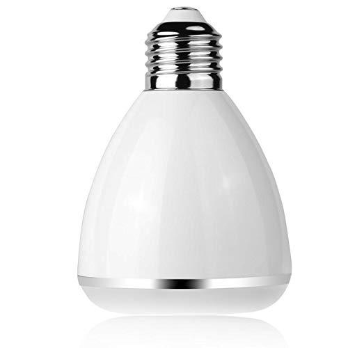 Led Bulbs Tubes - Led Light Bulb With Integrated Bluetooth 4 0 Speaker 3w E27 Lamp Wireless Stereo Audio Phone Remote - 216 Ampules 102s Bulb Aluminium Lamp 156 Eusolis Cornlight Rxr