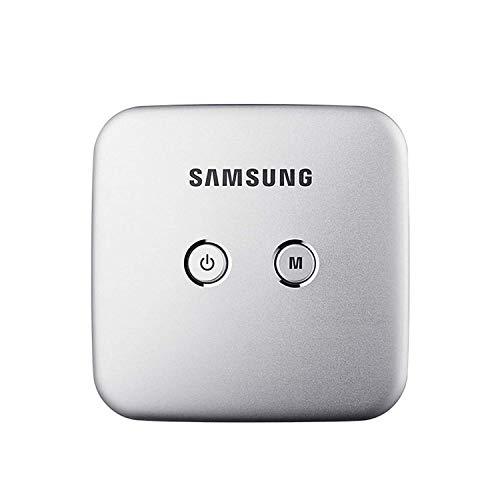 (Samsung Smart Beam Portable Mini Projector (SSB-10DLFN08 Silver) Wi-Fi Connection, Screen Mirroring (Samsung Smart View App), 4000mAh)
