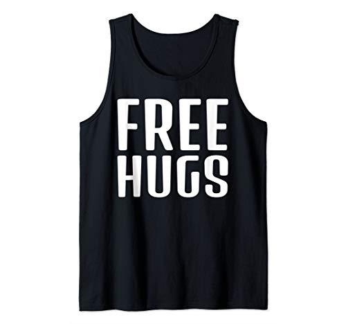 Free Hugs - Hugging Love Tank Top (Free Hugs)