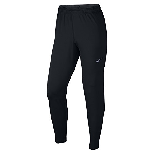 NIKE Men's Dri-Fit OTC65 Track Pants Black/Reflective Silver Pants MD X 30 (Track Pant Nike)