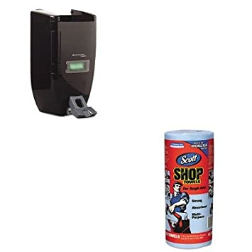kitkim75130kim92013 – Value Kit – Kimberly Clark 92013 In-Sight Sani-Tuff Push dispensador