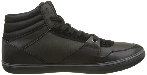 Geox Heren Vak 31 Fashion Sneaker Zwart