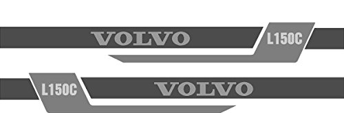 New Decal Set Made For Volvo Wheel Loader (Volvo Loader Parts)