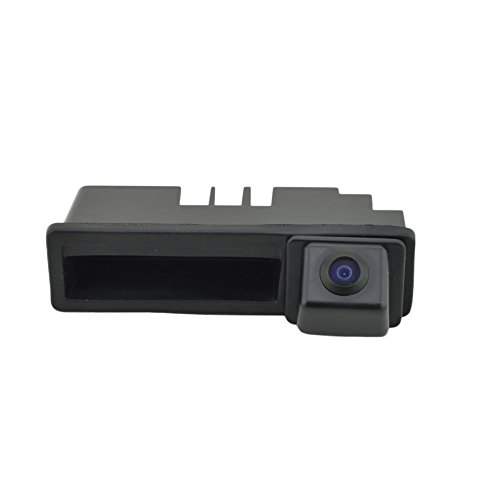 Gzzsh facile bricolage Trunk Poignée Caméras de recul vision nocturne haute qualité étanche pour 2011 Audi A6L A4, 2012 2013 A3 S5 Modèle: LS8005