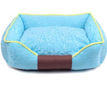 bluee MMSFCL Pet dog bed   Dog bed and cat mattress pet bed, pet bed for joint relief and sleep improvement (multiple sizes, multiple colors to choose from)