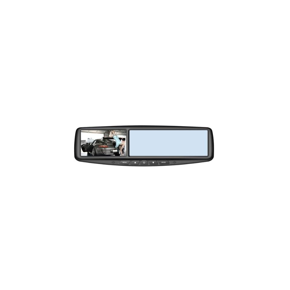 Koolertron 4.3 TFT Color LCD Screen Car Rear View Mirror Monitor
