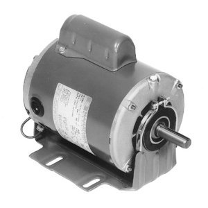 Motor, 1/2 HP, 1725 RPM, 115/208-230V, Auto Capacitor Start Motors 56 Frame